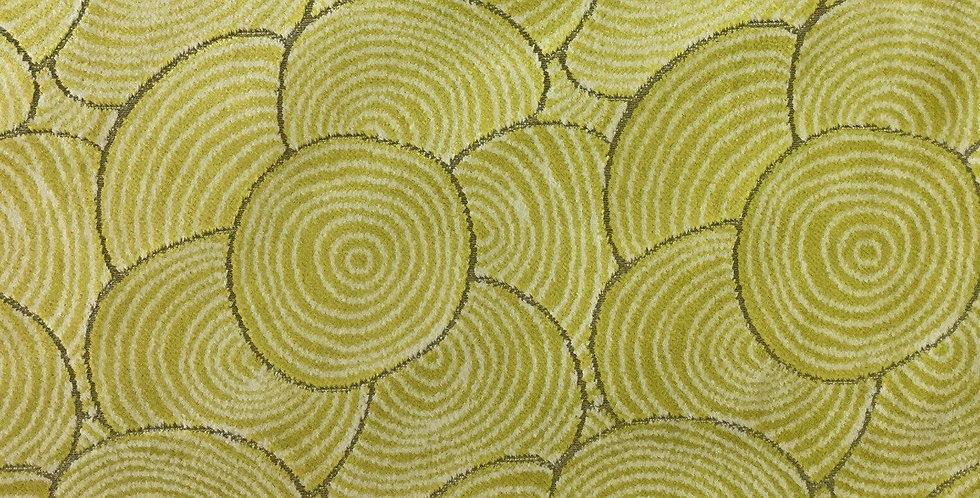Green Velvet Swirls