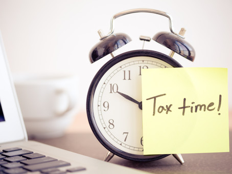 Tax Time is Around the Corner! Are You Ready?