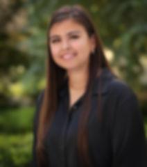 Mia Moreno Intern Associate