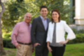 Fresno CPAs The Garabedian Group: Dale Garabedian, Aaron Garabedian, and Lauren Garabedian