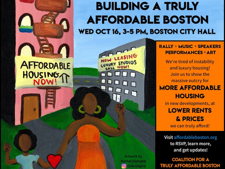 The Fight for Affordable Housing in Dorchester
