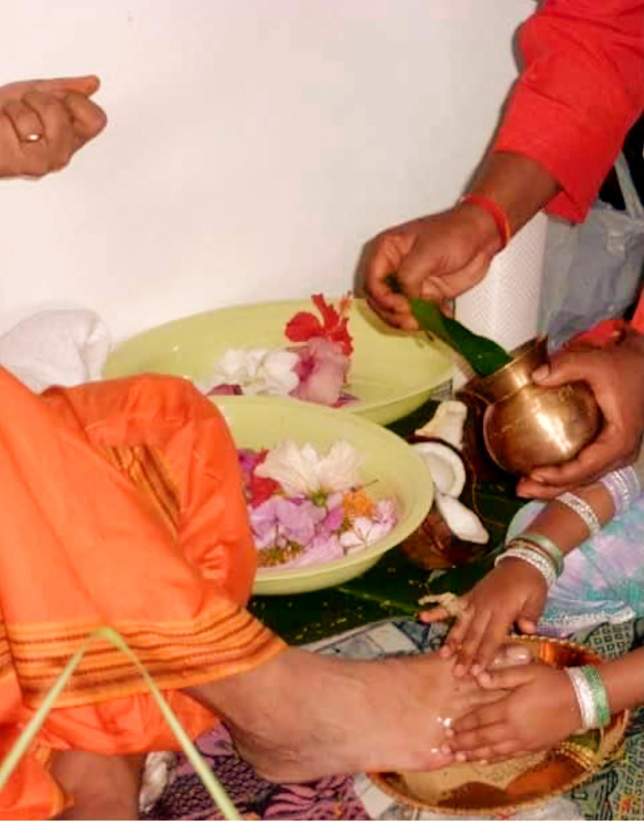 Guru Diksha (Christening)
