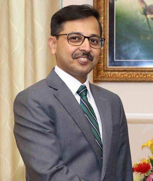 H.E. Pranay Verma