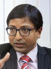 Mr. Gourangalal Das