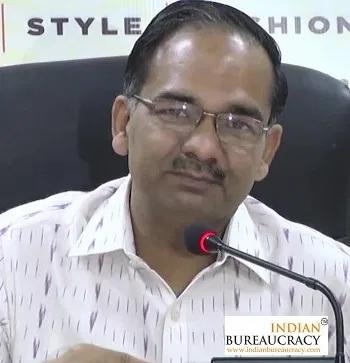 Alok Kumar (IAS)
