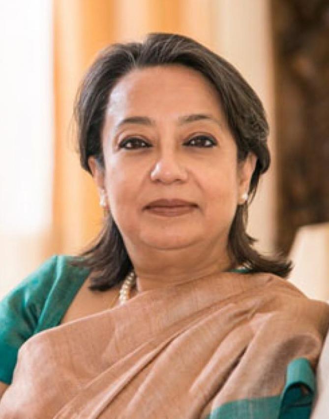 Ms. Riva Ganguly Das