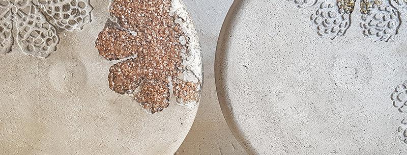 Tisch KARMA BIG | Ø 52cm