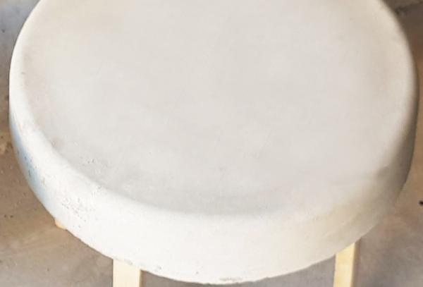 Tisch WOODY PURE BIG | Ø 52cm