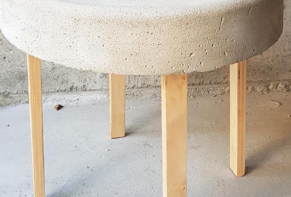 Tisch WOODY SMALL | Ø 46cm