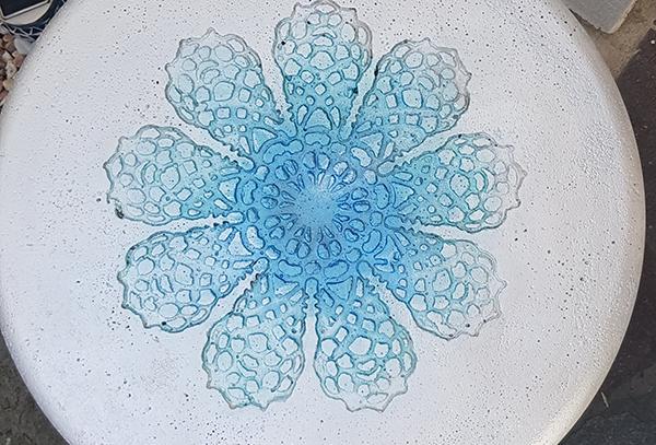 Tisch HAIRPIN BIG | Ø 52cm