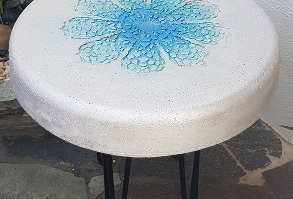Tisch HAIRPIN SMALL   Ø 46cm