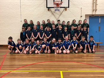 Year 5 Basketball Intercompetitions
