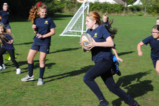 Year 6 Rugby Lesson (2)