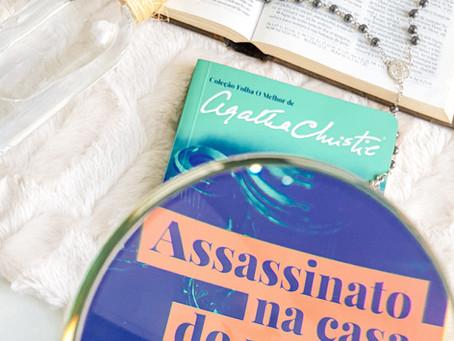 Assassinato na Casa do Pastor - resenha
