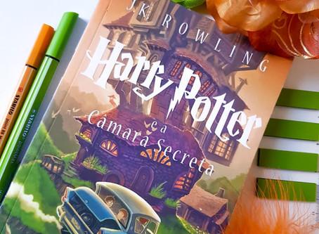 Harry Potter e a Câmara Secreta - Resenha