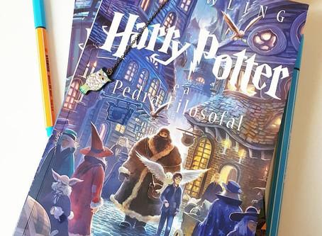 Harry Potter e a Pedra Filosofal - Resenha