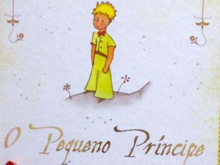 O Pequeno Príncipe - Resenha Livro e Filme