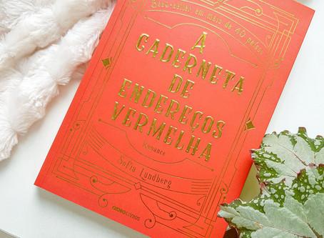 A Caderneta de Endereços Vermelha - resenha