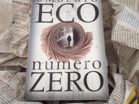 Número zero - Resenha
