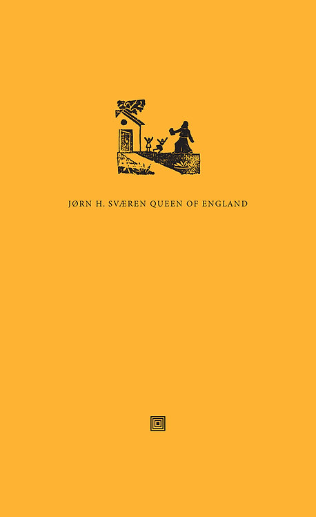 Queen of England by Jorn H. Svaeren
