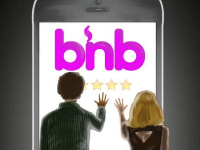 "Horror Short Film: ""bnb"""
