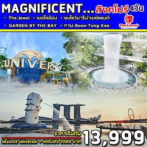 5.SUPERB SINGAPORE MAGNIFICENT 4D3N.jpg