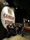 First show with The Veterans of Comedy in the books!