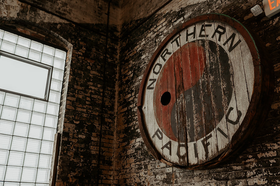 Northern Pacific Center Dacre Co Photogr