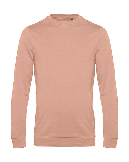 "Sweatshirt French Terry ""nude"" pièce unique"