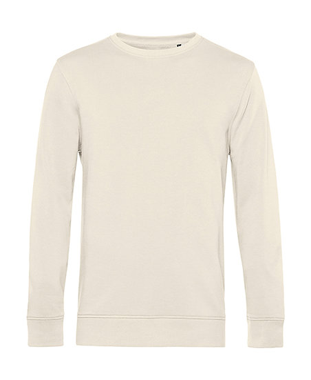 "Sweatshirt éthique French Terry ""off white"" 10 pièces"