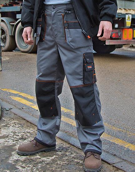 Pantalon de travail renforcé pour genouillères Holster