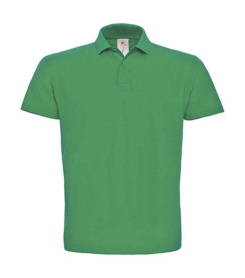 "Polo premium ""kelly green"" 50 pièces"