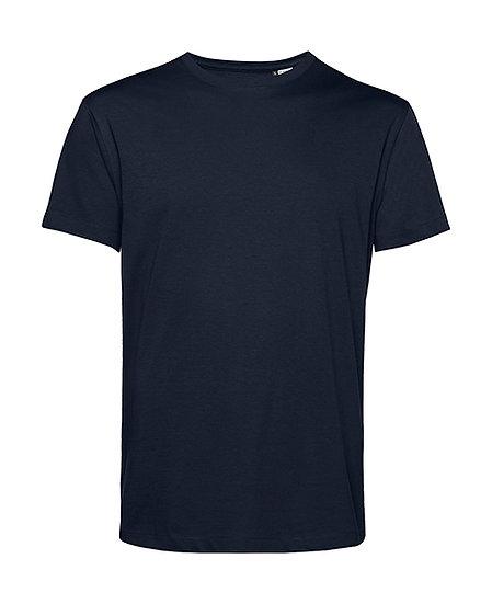 """Tee-shirt éthique """"navy blue"""" 50 pièces"""