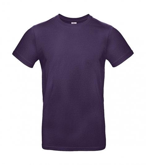 "Tee-shirt premium ""urban purple"" 50 pièces"