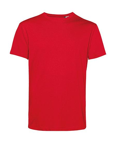 Tee-shirt éthique rouge 10 pièces