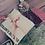 """Thumbnail: Sac cadeau brodé """"livraison spéciale"""" réutilisable 0 déchet"""