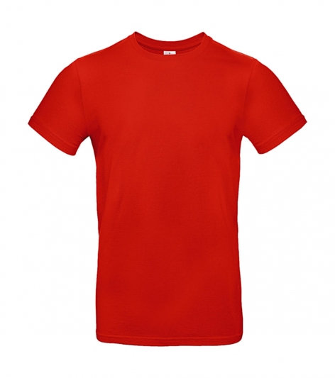"Tee-shirt premium ""fire red"" 10 pièces"