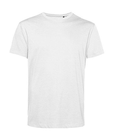 Tee-shirt éthique blanc pièce unique