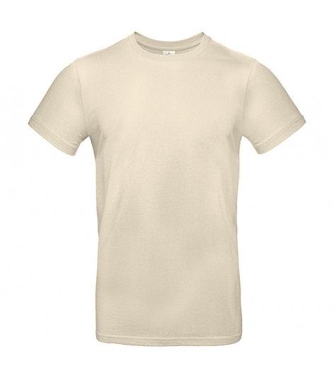 """Tee-shirt premium """"natural"""" pièce unique"""