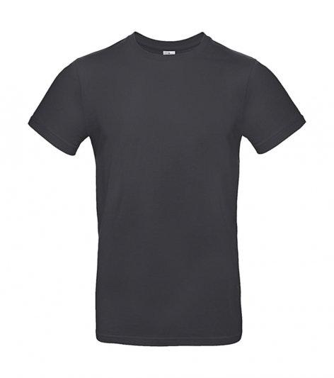 "Tee-shirt premium ""dark grey"" 50 pièces"