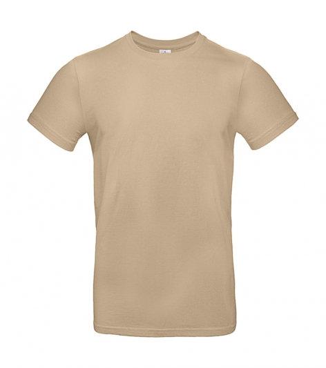 "Tee-shirt premium ""sand"" 10 pièces"