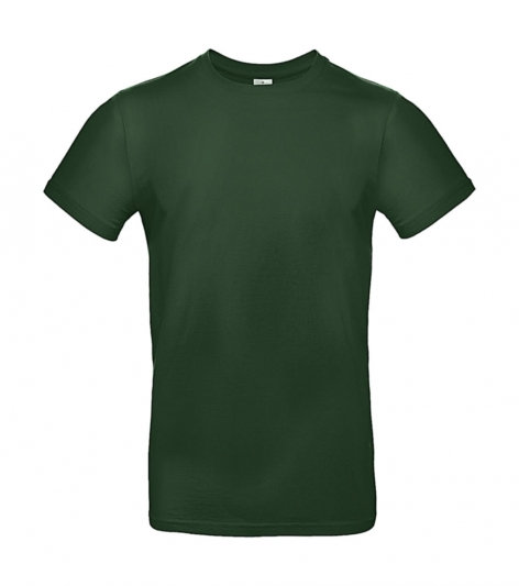 "Tee-shirt premium ""bottle green"" 50 pièces"