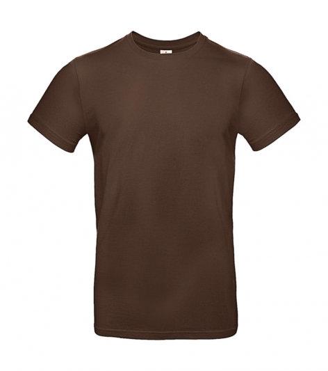 """Tee-shirt premium """"chocolat"""" 100 pièces"""