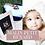 Thumbnail: Ensemble de bain brodé malicieux renard - cadeau de naissance personnalisé