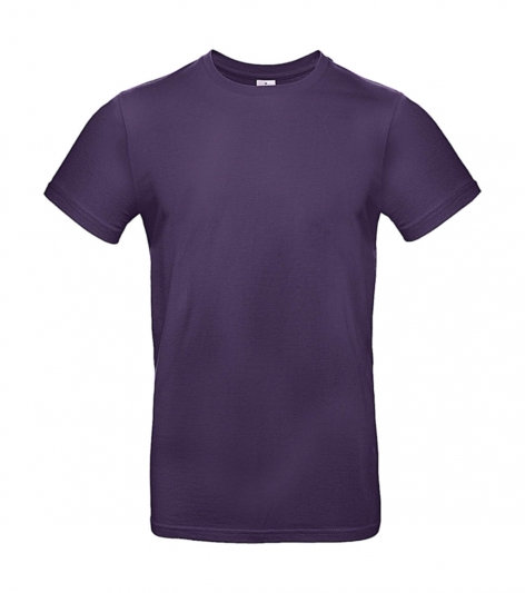 "Tee-shirt premium ""radiant purple"" 10 pièces"