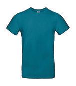 "Tee-shirt premium ""diva blue"" pièce unique"