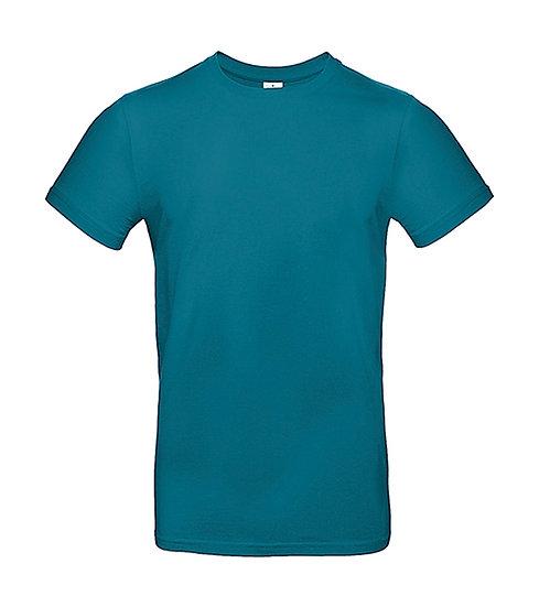"Tee-shirt premium ""diva blue"" 100 pièces"