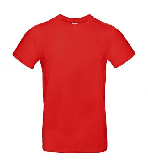"Tee-shirt premium ""sunset orange"" 10 pièces"