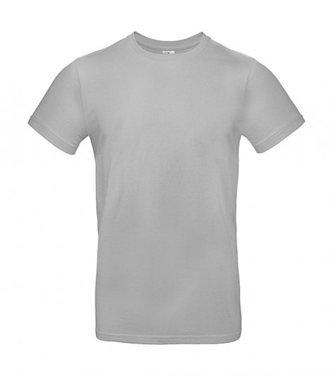 "Tee-shirt premium ""pacific grey"" 10 pièces"