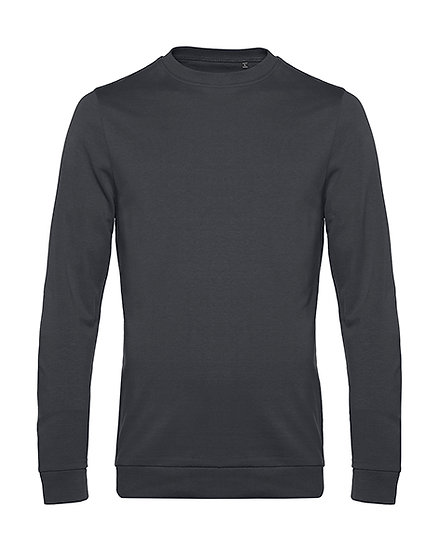 "Sweatshirt French Terry ""asphalt"" pièce unique"
